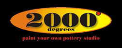 2000 Degrees Logo