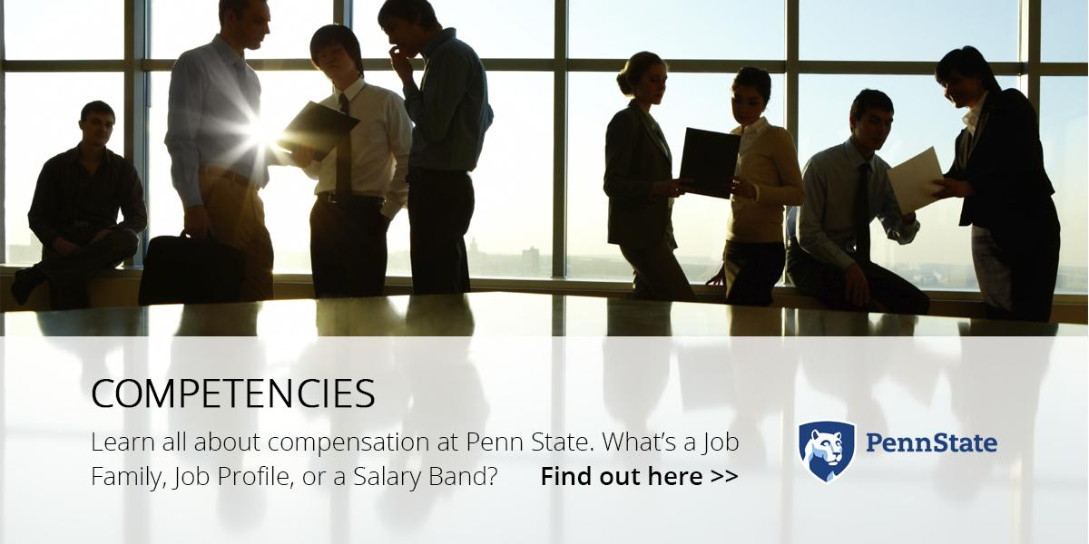 Compensation & Classification | PSU Human Resources