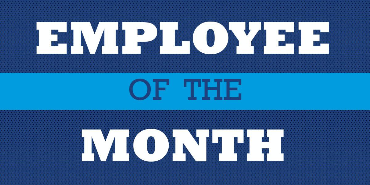 Oshinski Named Employee Of The Month At Penn State