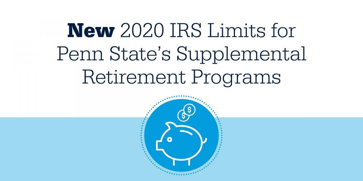 IRS Limits for Supplemental Retirement