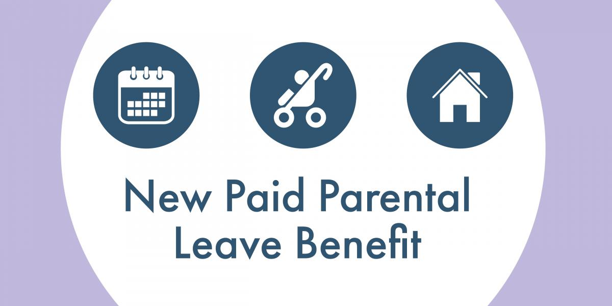 Paid Parental Leave Benefit for Benefits-Eligible Staff