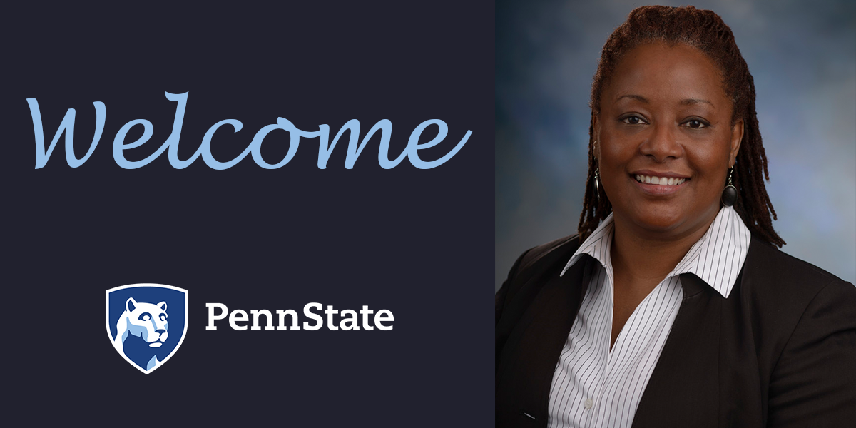 Penn State welcomes Tineke Battle